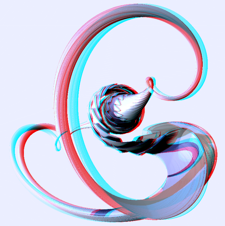 Chaoscope..Doppelhelix