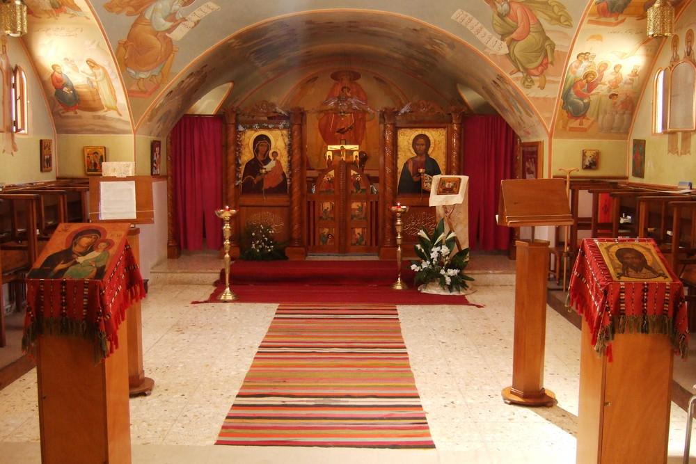 Chapelle à Betlehem