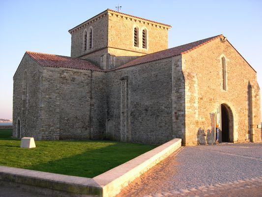 chapelle à la Chaume en Vendée