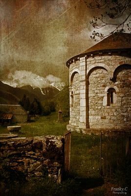Chapelle d'Agos