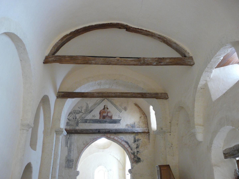 Chapelle de Leyvaux Haute Loire