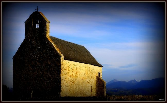 Chapelle de montagne