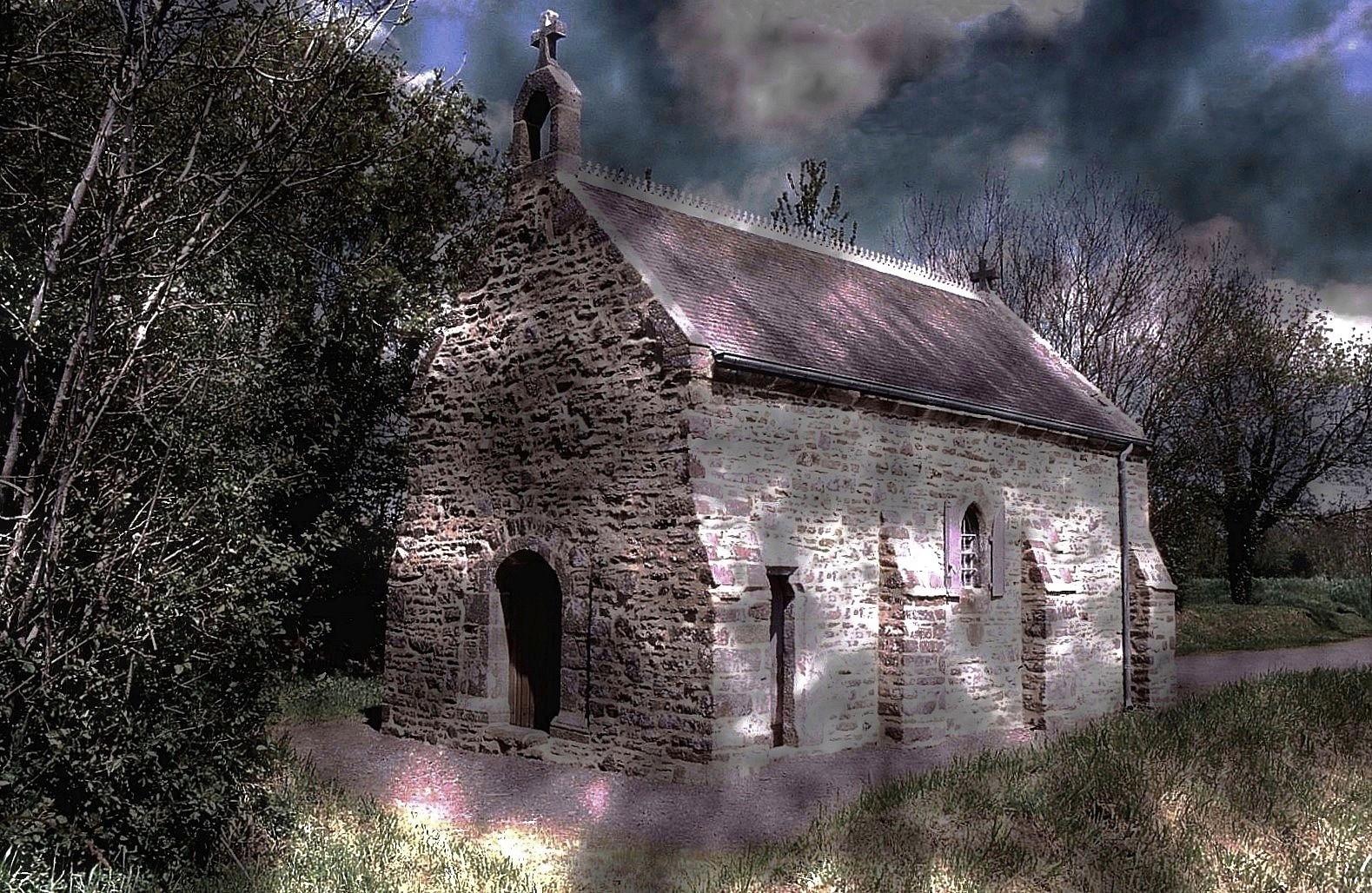 Chapelle des Jacquets Manche