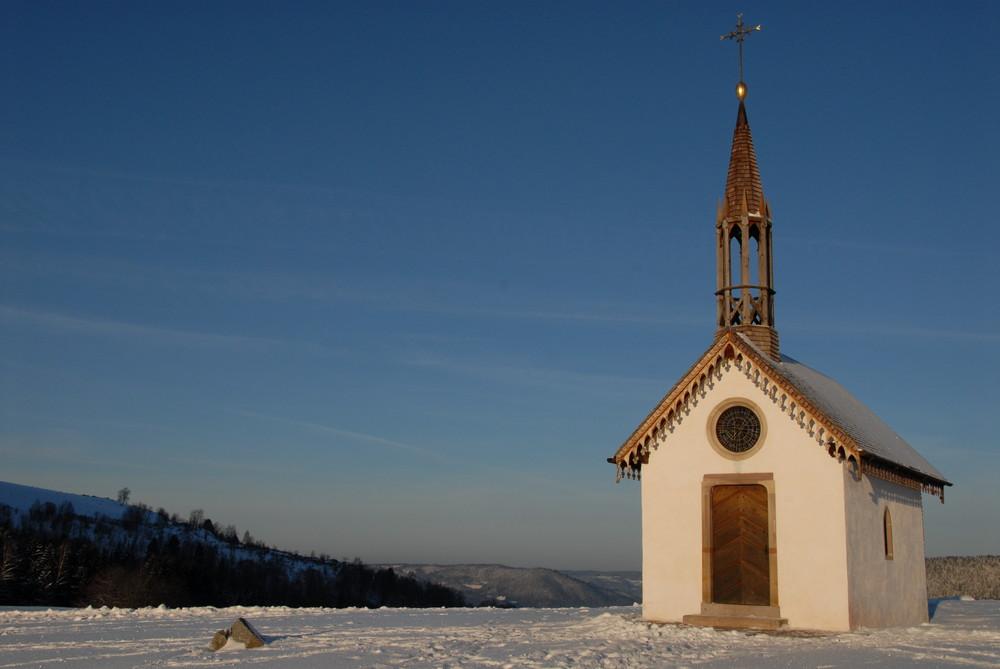 Chapelle des vés