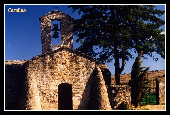 chapelle provencale