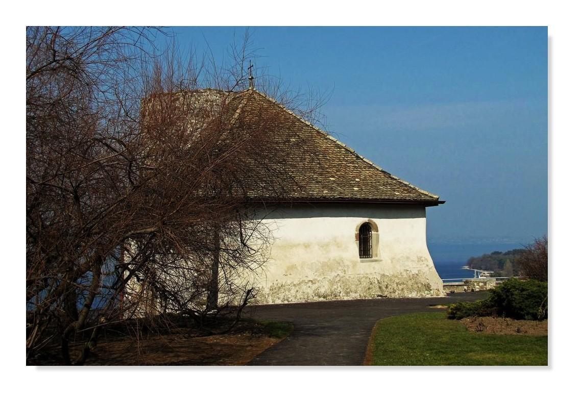 Chapelle saint- Bon à Thonon-les-bains (hte-savoie)