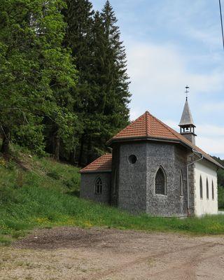 chapelle Saint Jean Baptiste LE VALTIN 88