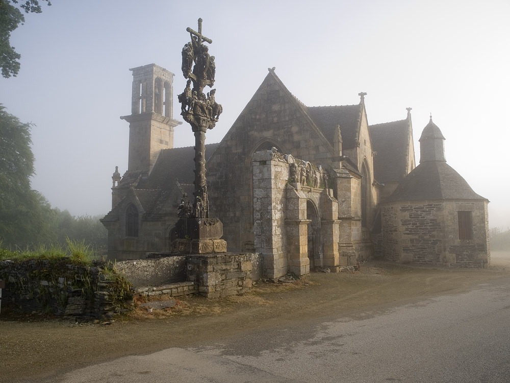 Chapelle Saint Sébastien die farbige Version