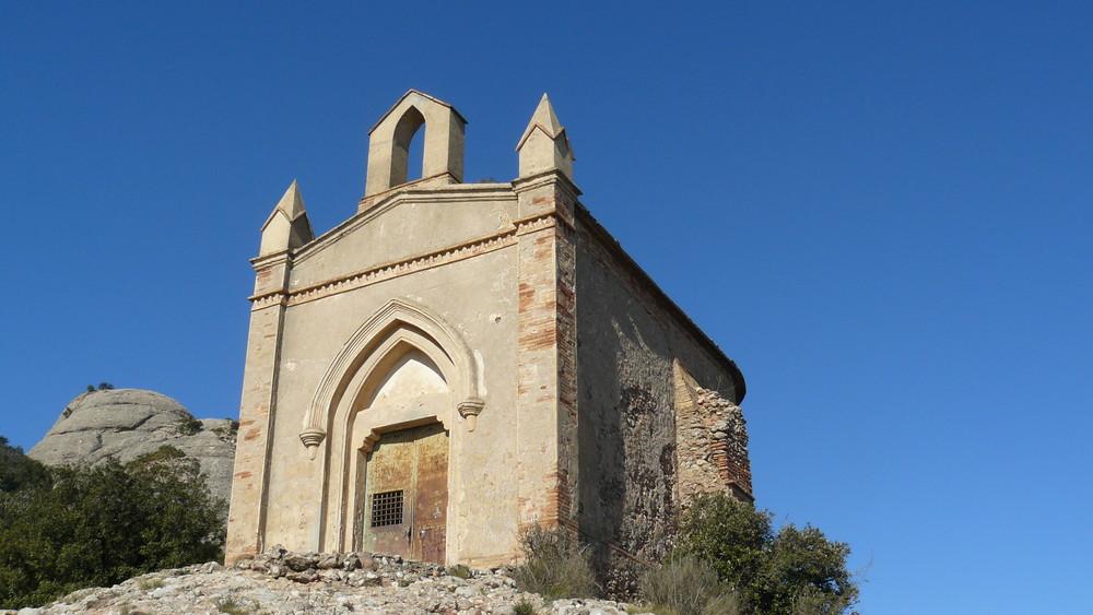chapelle san Joan - Montserra