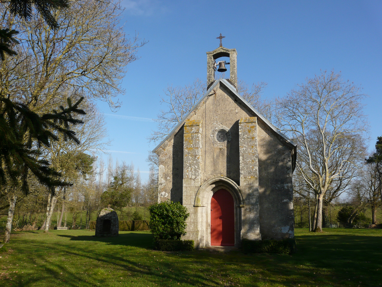 Chapelle Ste Radégonde (Vendée)
