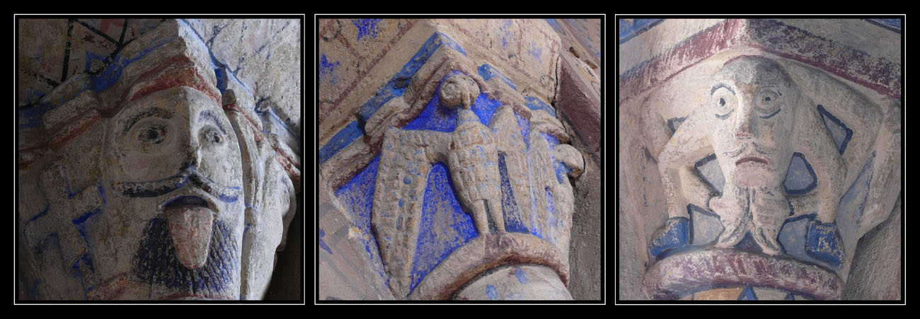 chapiteaux à Briennon (Loire)