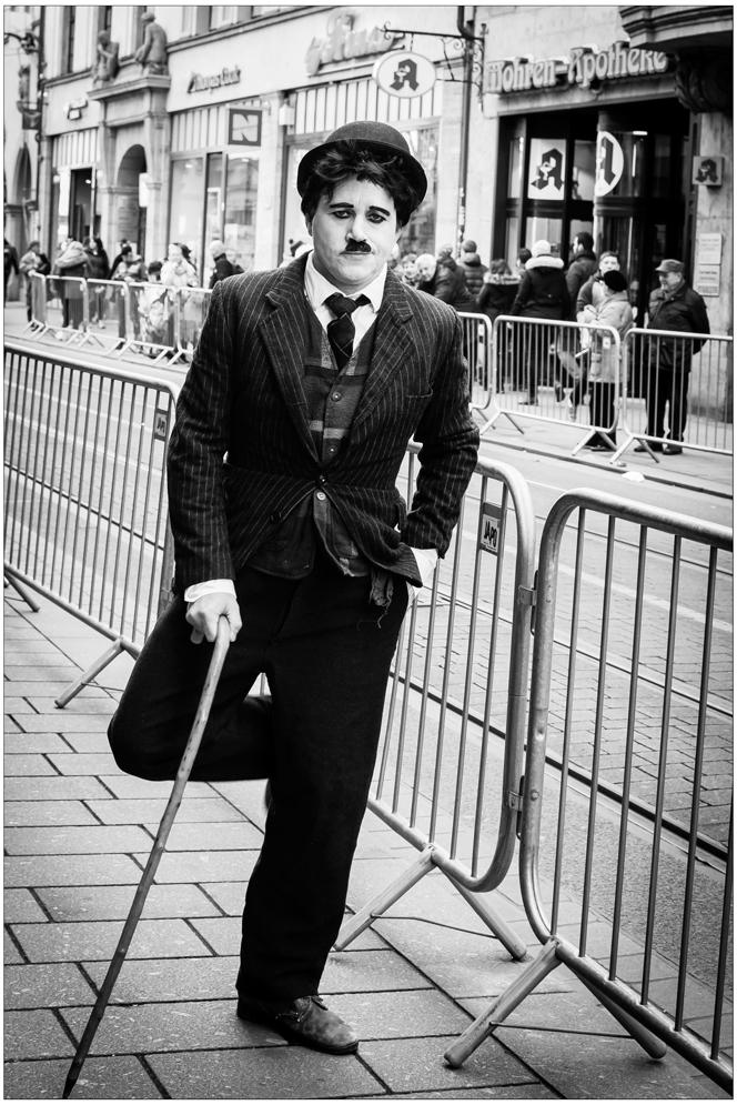 Chaplin in Erfurt