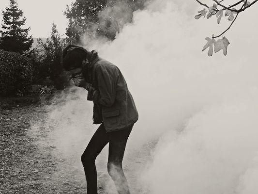 Chaque étincelle est à elle seule tout l'incendie ; elle le porte, l'augmente, le diffuse. »