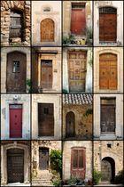 Chaque porte à son histoire...Bienvenue chez elles !