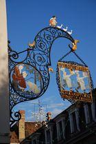 Charcuterie in Colmar