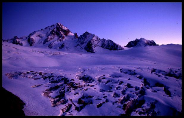 Chardonnet - Chamonix