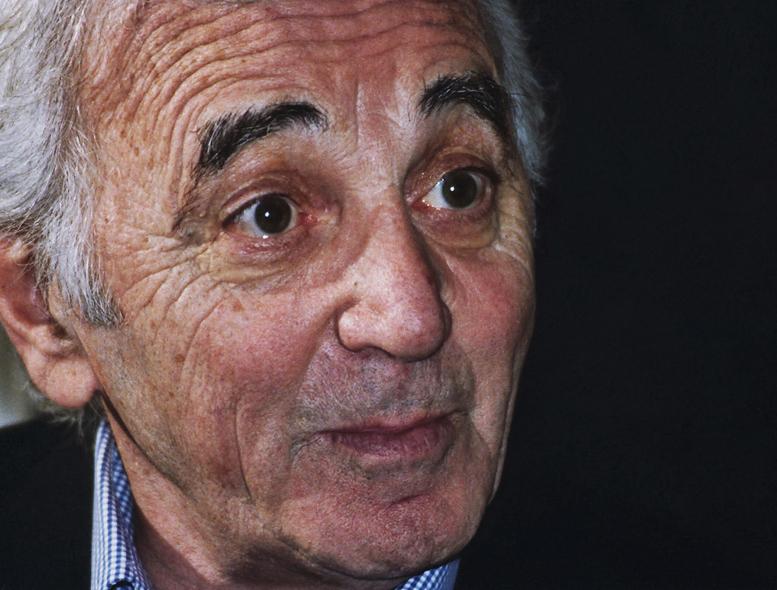 Charles Aznavuor