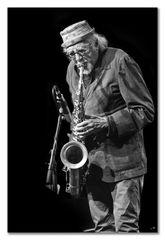 Charles Lloyd, t-sax - Charles Lloyd Quartet