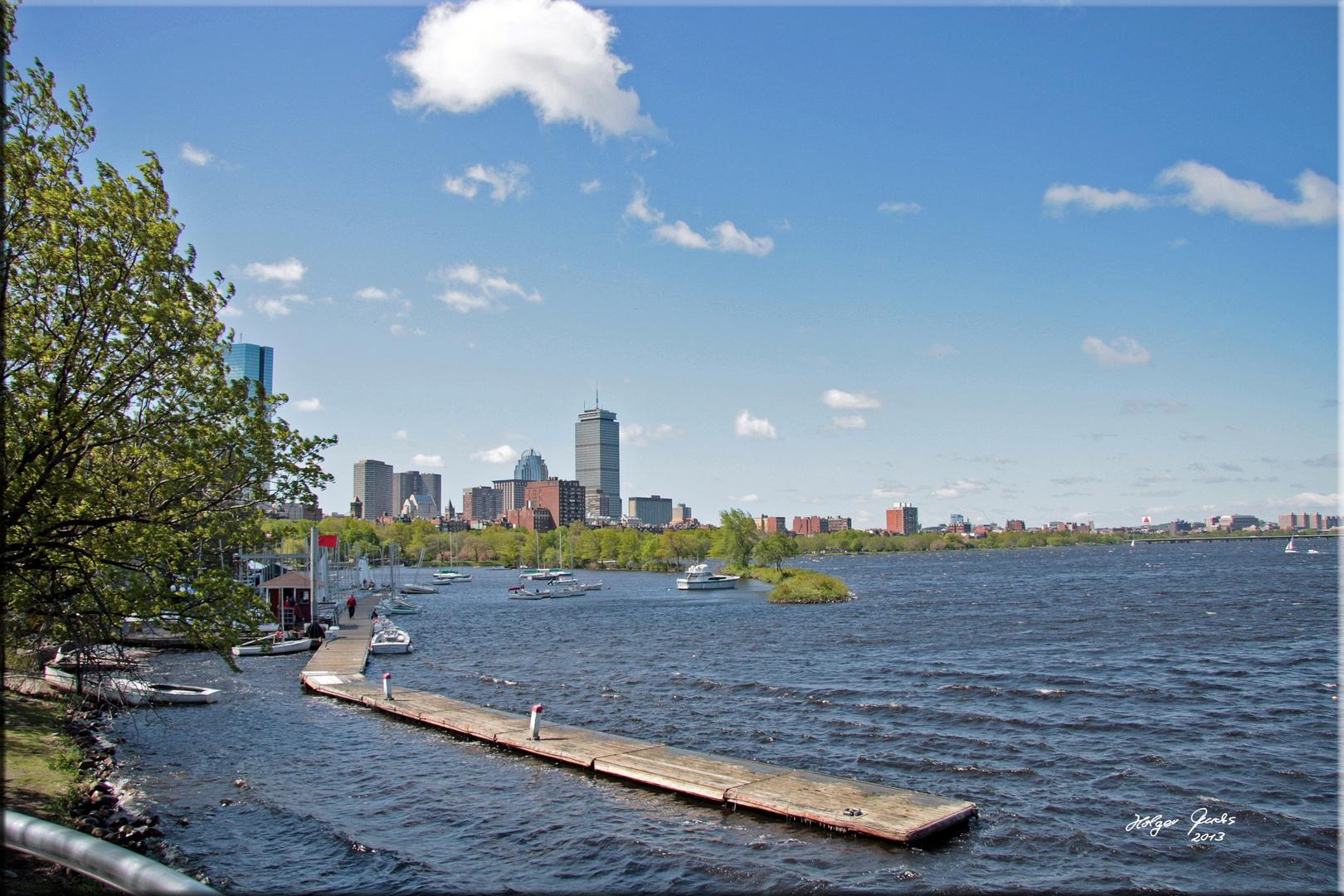 Charles River Boston