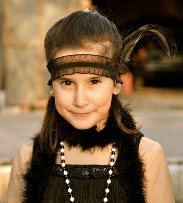 Charleston Little Girl