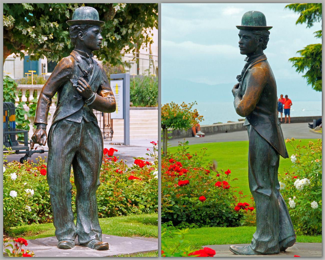 ..Charlie Chaplin..