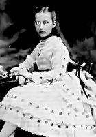 Charlotte von Preußen, neurasthenische Schwester unseres letzten Kaisers. - Ein wahres Biest!