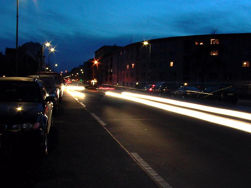 Charlottenburg zur Blauen Stunde
