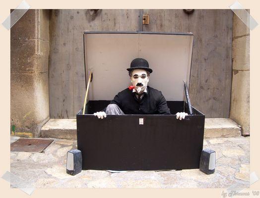 Charly Chaplin.