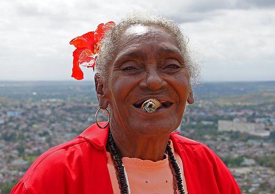 ..Charme einer alten Dame..