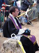 Chartres-Pelerinage des scouts-Juin 2007