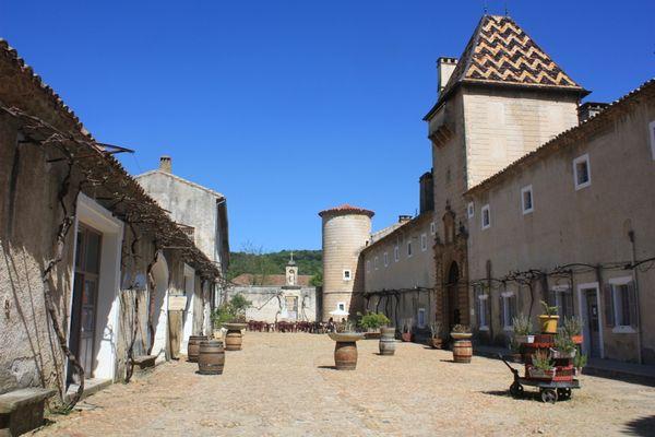 Chartreuse de Valbonne (bis)