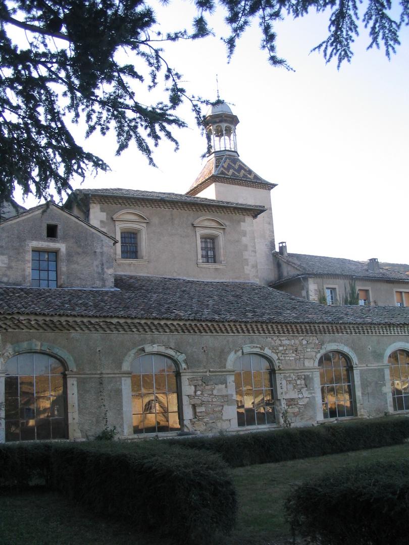 Chartreuse de Valbonne, Gard