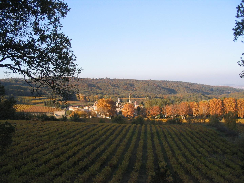 Chartreuse de Valbonne, Gard .