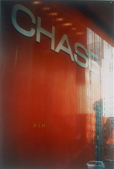 CHASE MANHATTAN BANK 1/1999 HEADQUARTERS OF JP MORGAN CHASE WORLD