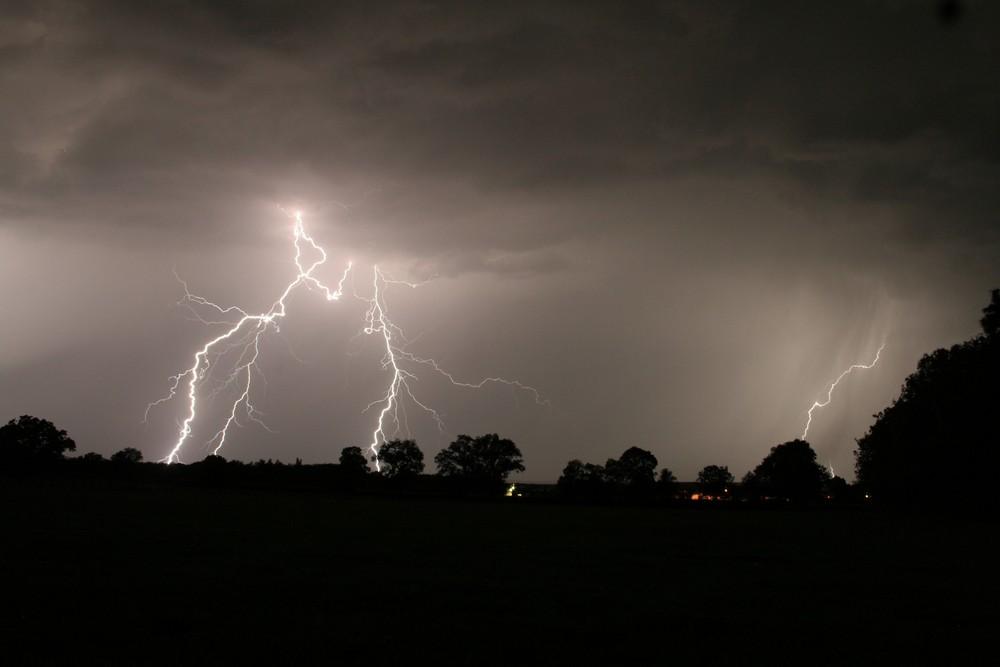 chasse au orages