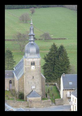 Chassepierre, Gaume, Belgique