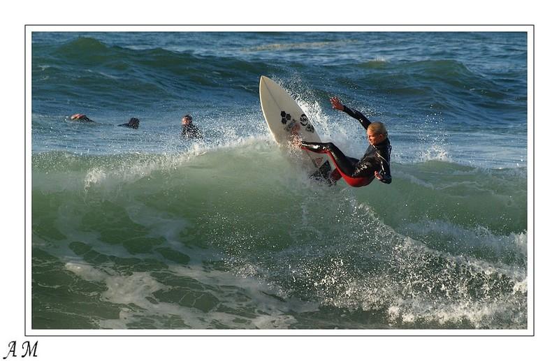 chasseur de vagues