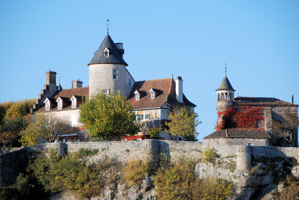 Chateau de Belcastel (46)