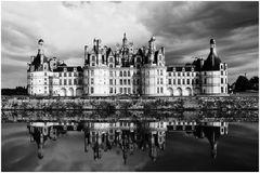 Chateau de Chambord, Loire
