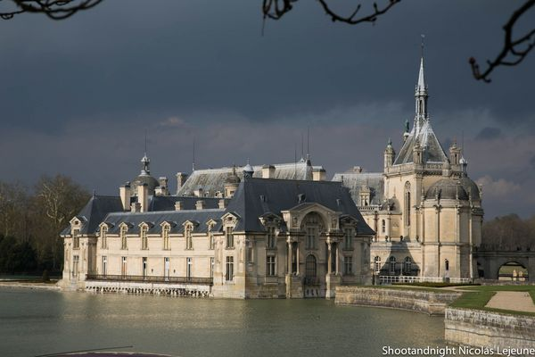 Chateau De Chantilly
