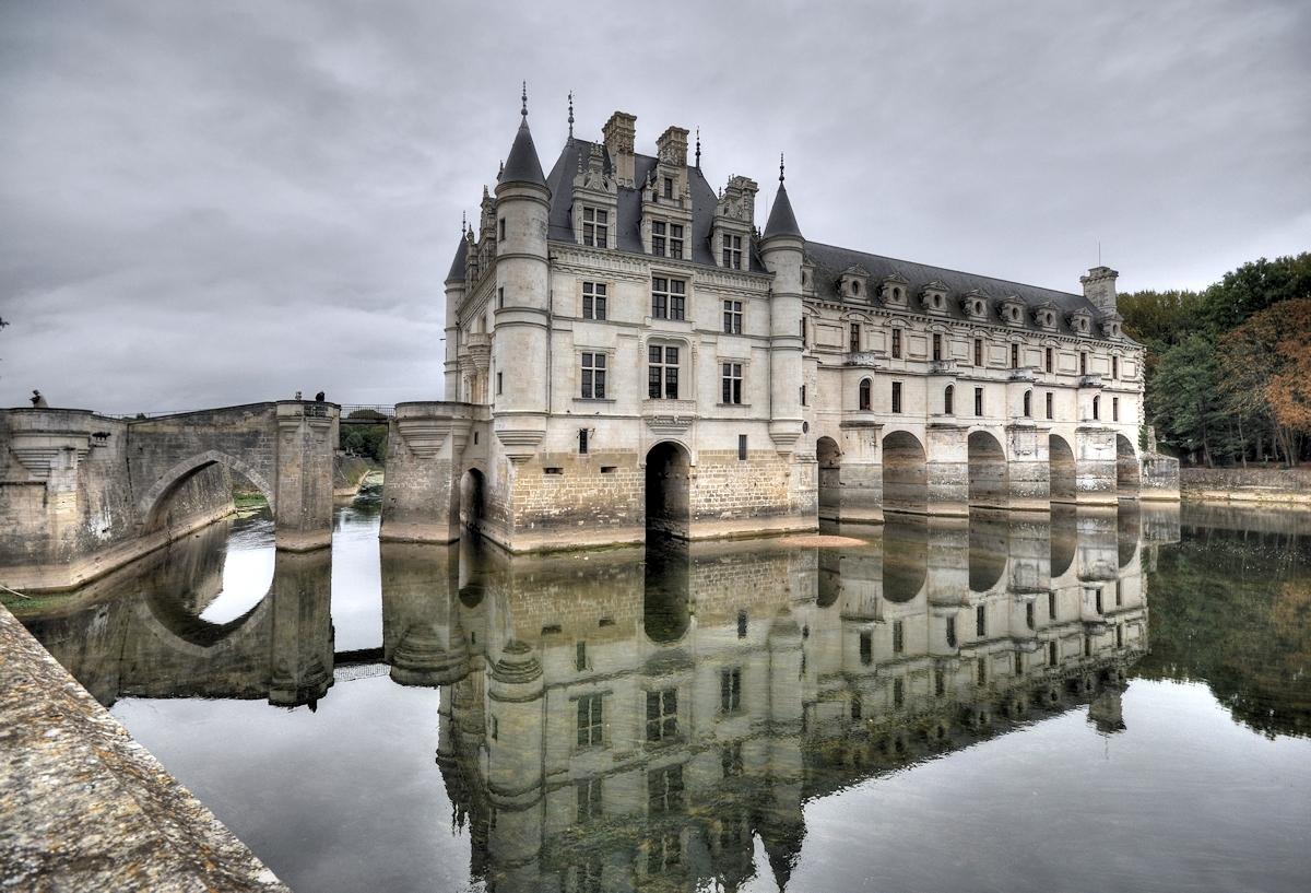 Chateau de Chenonceau 02
