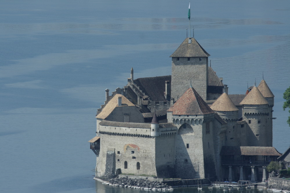 Chateau de Chillon (Suisse)