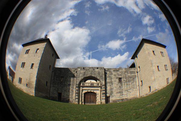 chateau de clermont