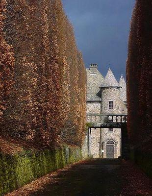 Chateau de Cordès