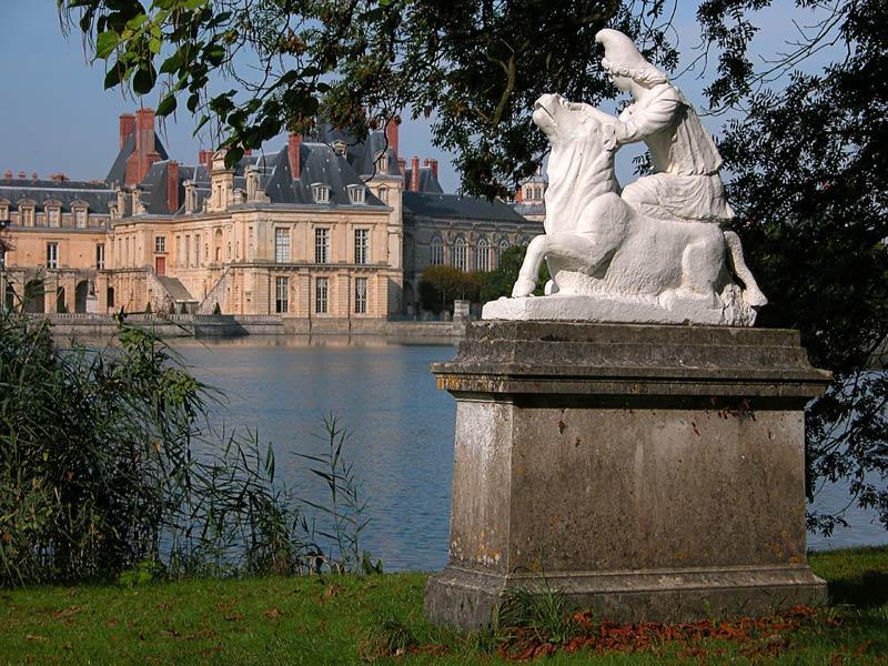 Chateau de Fontainebleau 2