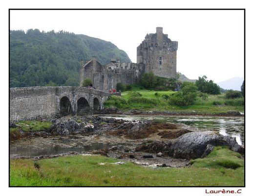 Chateau de Hilander - Ecosse