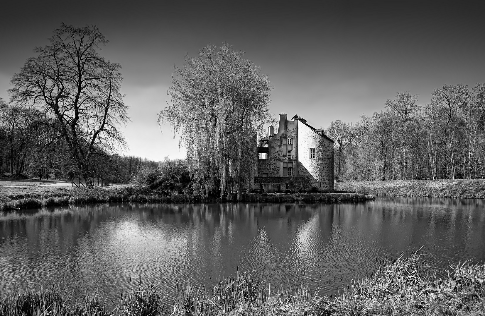 Chateau de la chasse