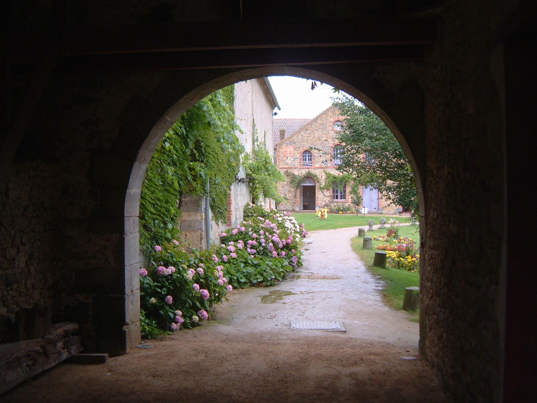 Chateau de la Guignardiere, Avrille, Vendee