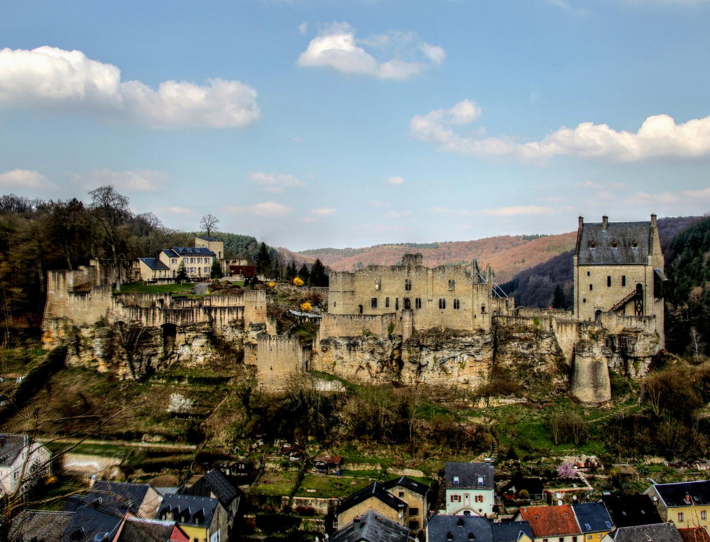 Chateau de Larochette