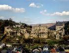 Chateau de Larochette - am Tage